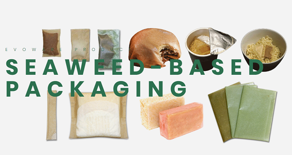 Seaweed-Based Packaging