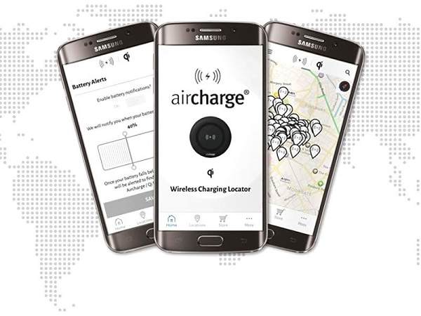 aircharge モバイルバッテリー