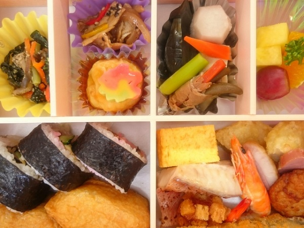 Seaweed-Based Packaging お弁当