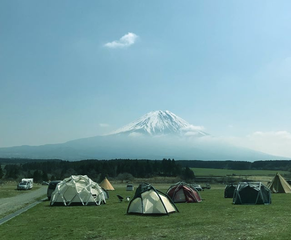 Heimplanet THECAVE テント