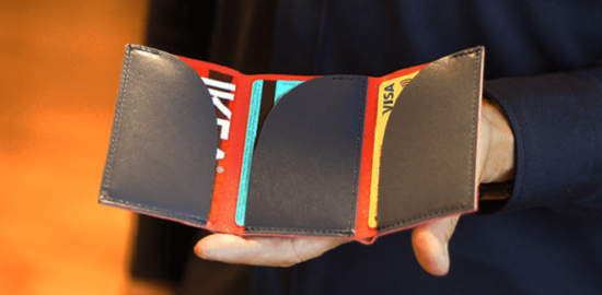 dunn wing wallet series 財布1