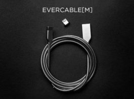 EVERCABLE [M] 充電ケーブル1