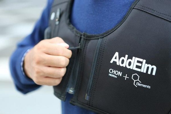 AddElm Wearable Backpack トップ画像