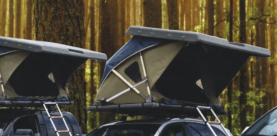 ELECTRIC ROOF TENT テント キャンプ