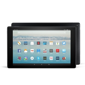 Androidタブレット Fire HD 10