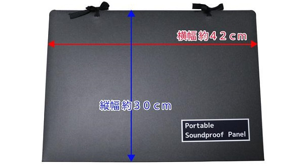 Portable Soundproof Panel 防音パネル概要