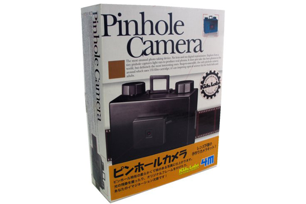 4M KidzLabs Pinhole Camera